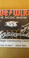 Live/Wire The AC/DC Show vs Whitesnake